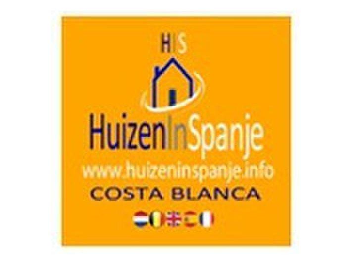 Huizen in Spanje - Makelaars
