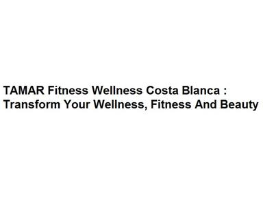 TAMAR Fitness & Wellness - Gyms, Personal Trainers & Fitness Classes