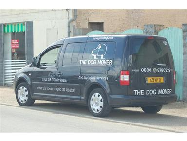 The Dog Mover - Pet Transportation