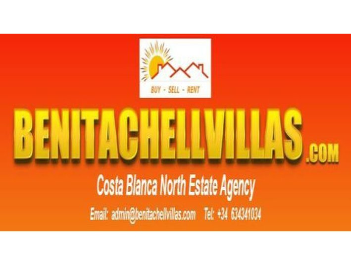 Benitachellvillas - Estate Agents