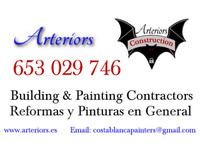 Arteriors, Building and Painting Contractor - Costa Blanca (2) - Building & Renovation