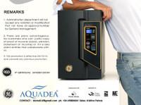 Aquadea (5) - Electricidad, gas, agua
