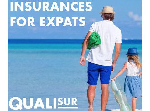 Qualisur - Verzekeringen in Spanje - Verzekeringsmaatschappijen
