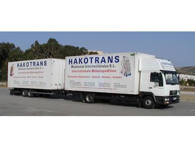 Hakotrans - Mudanzas internacionales - nacionales - locales - Umzug & Transport