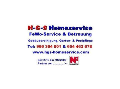 H-G-S Homeservice and much more ... - Servicii Casa & Gradina