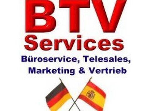 BTV-Services  ..Büroservice, Telesales und mehr ... - Marketing & PR