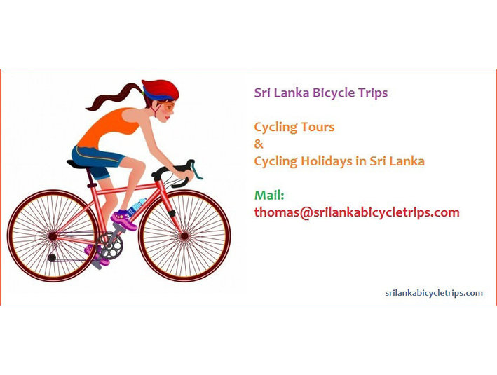 Sri Lanka Bicycle Trips - Cycling & Mountain Bikes