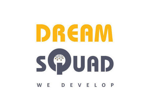Dream Squad - Webdesign