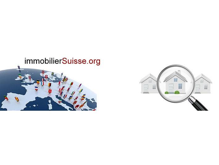 Immobilier Suisse - Portails immobilier