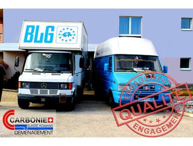 A CARBONIE DEMENAGEMENT - Déménagement & Transport
