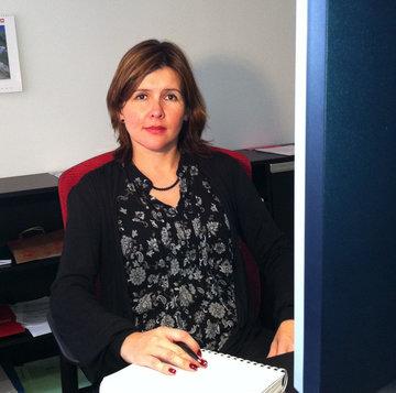 Mónica Riveros, Psicóloga FSP - Psychoterapie