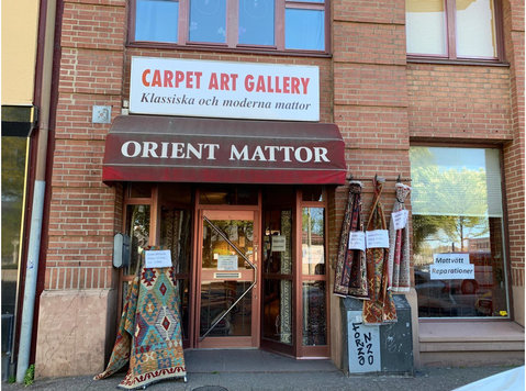 Carpet Art Gallery - Furniture