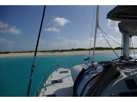 Catamarano Caraibi - Viaggi e Crociere a Vela - Agenzie di Viaggio