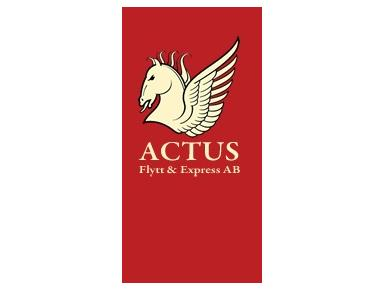 Actus Flytt Express AB - Déménagement & Transport