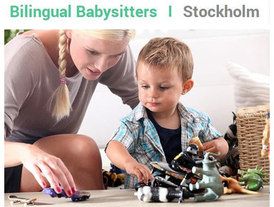 Bilingual babysitters i Stockholm- Barnakademin - Private Teachers