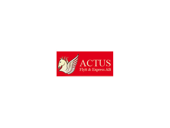 Actus Relocation & Express Ltd. - Relocation services