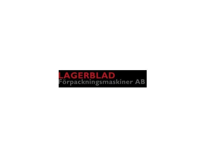Lagerblad Machine - Import/Export