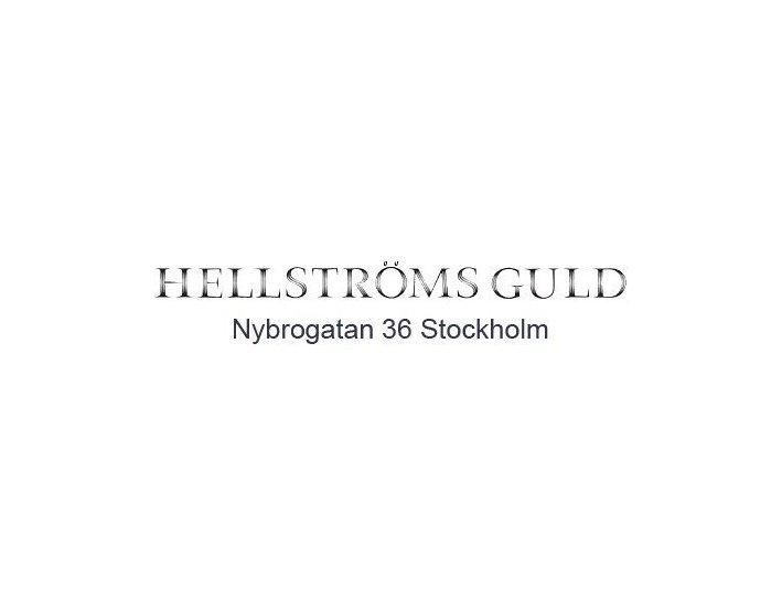 Hellströms Guld - Jewellery