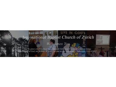 International Baptist Church of Zürich - Churches, Religion & Spirituality
