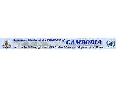 Consulate of Cambodia - Embassies & Consulates
