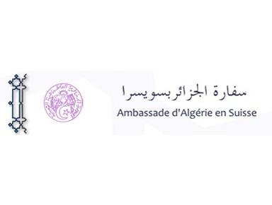Embassy of Algeria in Berne, Switzerland - Ambassades et consulats