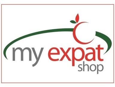 My Expat Shop - Eten & Drinken