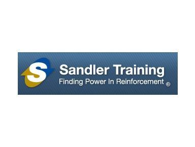 SANDLER TRAINING - Coaching & Training