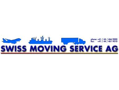 Swiss Moving Service - Removals & Transport