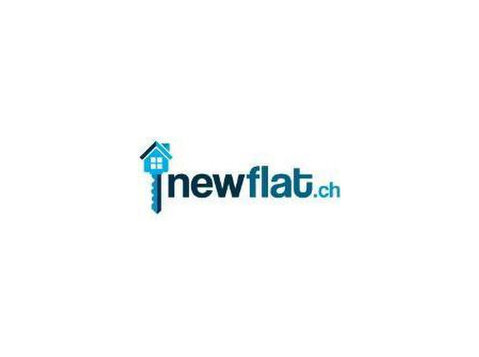 newflat.ch - Onroerend goed sites
