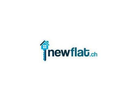 newflat.ch - Estate portals