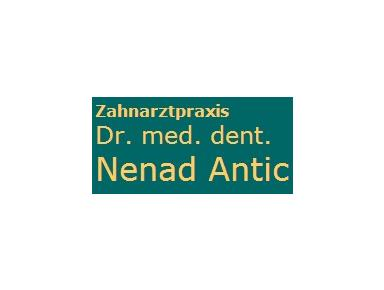Dr. med. dent. Nenad Antic - Zahnärzte