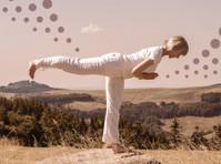 Joanne Rollier, Yoga and meditation - Alternativní léčba