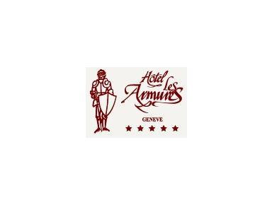 Hôtel les Armures - Accommodation services