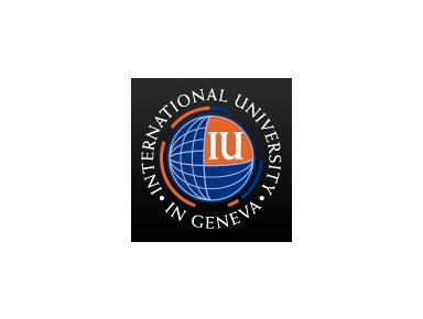 International University Geneva - Business schools & MBAs