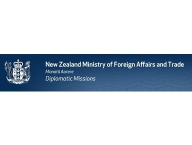 New Zealand Consulate - Ambassades & Consulaten