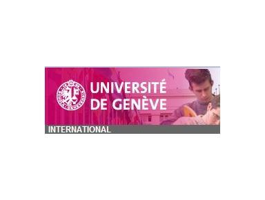 University of Geneva - Universités