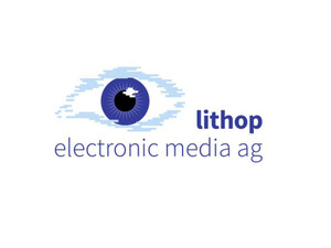 Lithop electronic media Ag - Webdesign