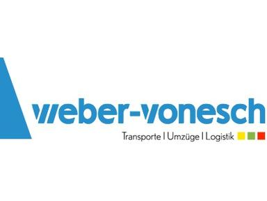 Weber-Vonesch AG - Removals & Transport