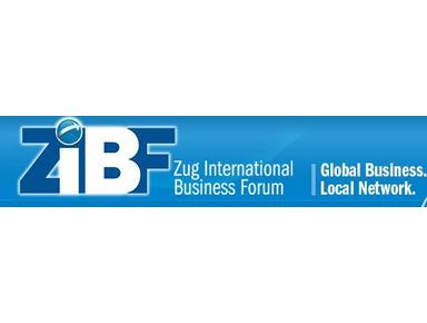 Zug International Business Forum - Business & Networking