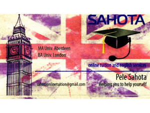 Sahota Online Tuition - Coaching & Training