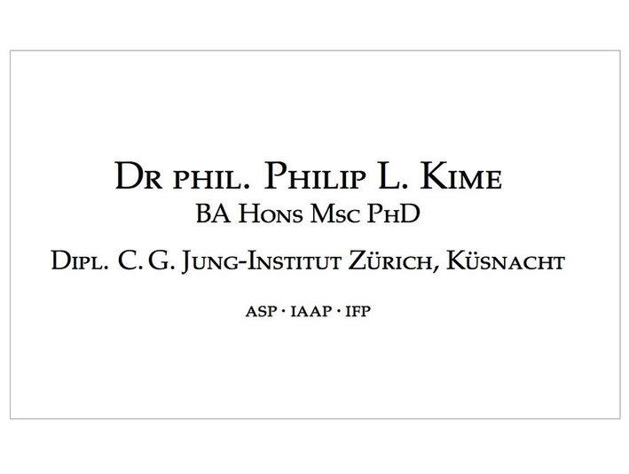 Dr Philip Kime, Psychotherapist/Psychoanalyst - Psychologists & Psychotherapy