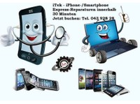 iTek iPhone Doktor (2) - Mobile providers