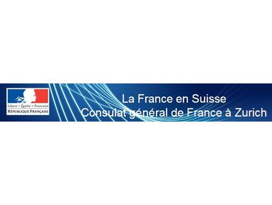 French Consulate in Zurich - Ambassades et consulats