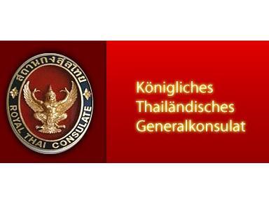Thai Consulate - Botschaften und Konsulate