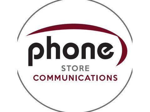 Phone store Gmbh - Dostawcy telefonii komórkowej
