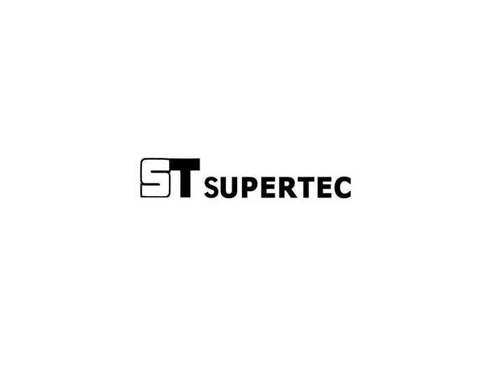 Supertec Machinery Inc. - Import/Export