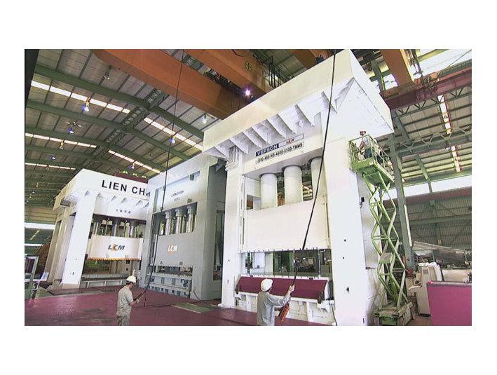 Lien Chieh Machinery Co., Ltd. - Import/Export