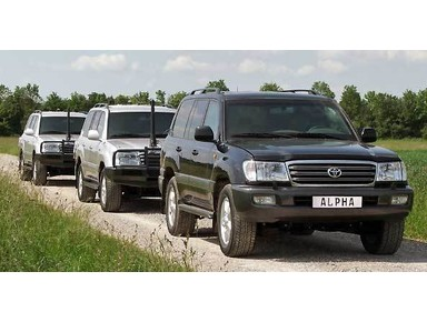 Car hire Safaris Tanzania - Car Rentals