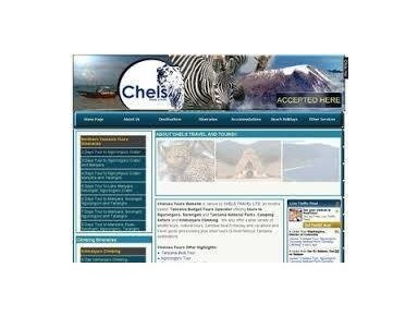 Chels Travel and Tours - Tourist offices