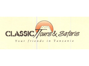 Classic Tours and Safaris Co.Ltd - Agences de Voyage